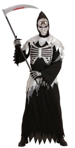 Deluxe Grim Reaper Costume 1234