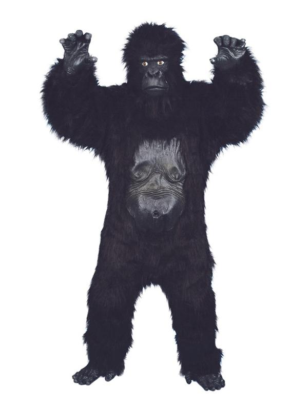 Gorilla Deluxe Costume
