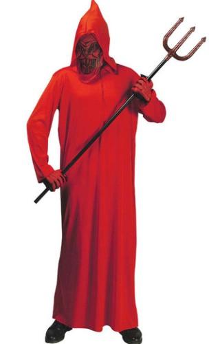 Devil Man Costume 1234