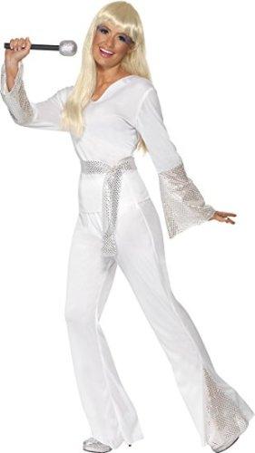 70's Disco Lady Costume 1234
