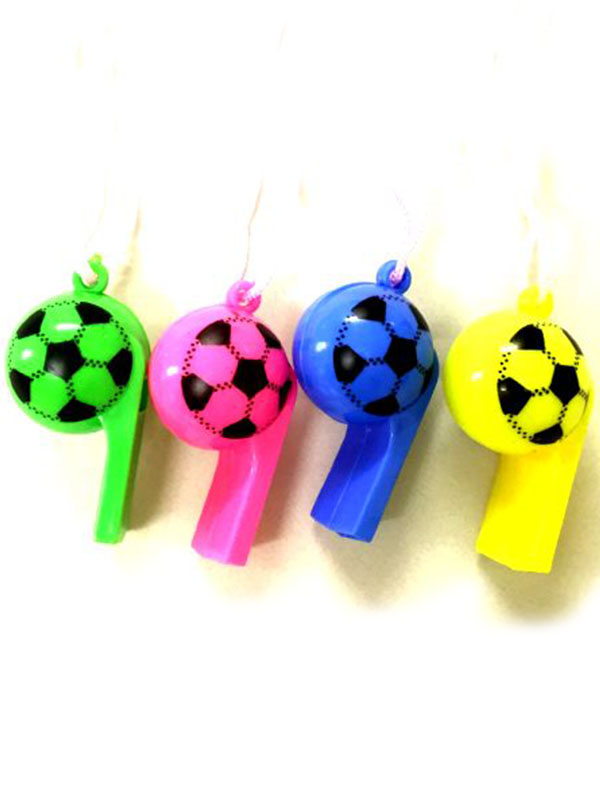 Football Design Whistles - 10