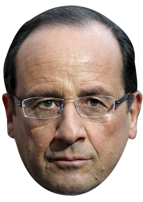 Francois Hollande Mask