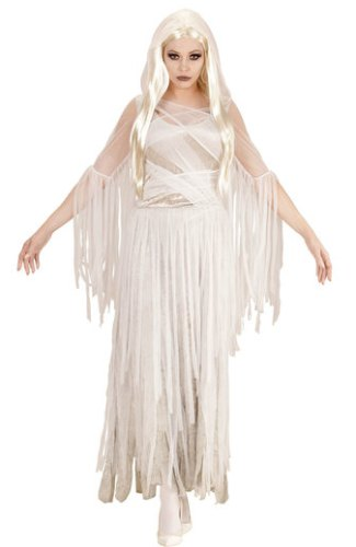 Ghostly Ladies Costume 1234