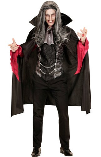 Gothic Vampire Costume 1234
