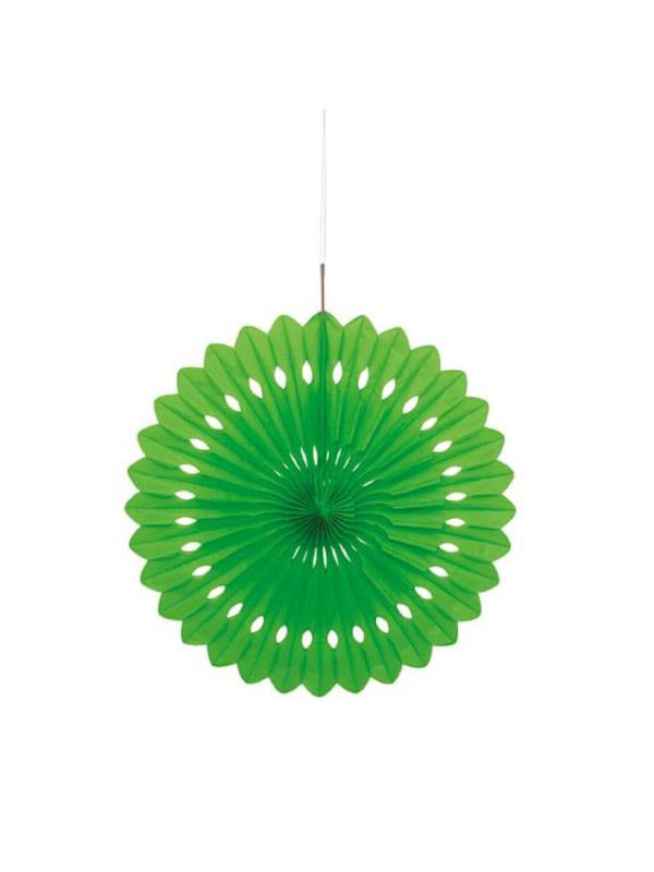 Green Decorative Hanging Fan