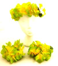 Hawaiian Flower Superior Set - Green