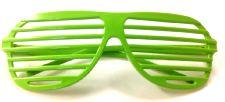 Shutter Shades - Green
