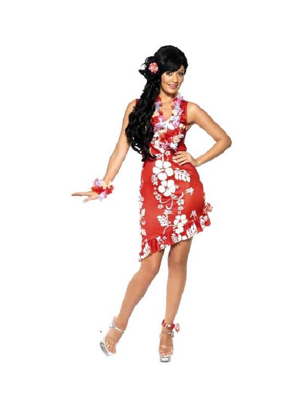 Hawaiian Beauty Costume (12345)