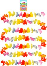 Hawaiian Flower Lei Bunting
