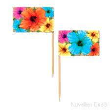 Hibiscus Paper Picks (50)