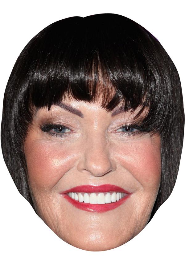 Hilary Devey Mask