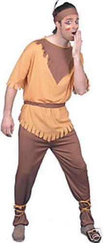 Indian Brave Costume (12345)