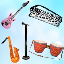 Inflatable Band Pack