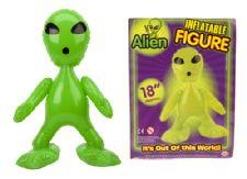 Inflatable Alien Figure