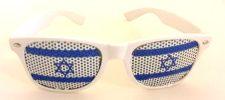 Israel Flag Wayfarer Glasses
