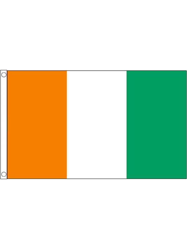 Ivory Coast Bunting 6m 20 Flag