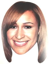 Jessica Ennis-Hill Face Mask