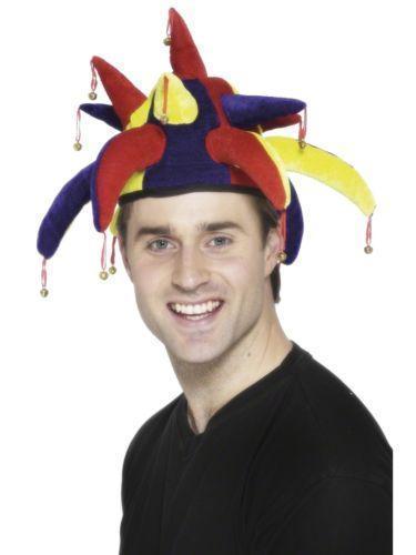 Jester Hat Bells, Fabric