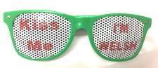Kiss Me I'm Welsh Glasses