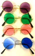 Lennon Style Rounded Glasses