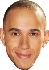 Lewis Hamilton Face Mask