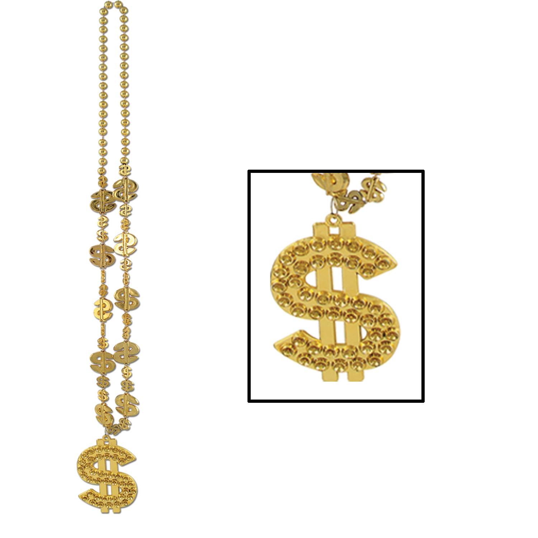 Dollar Bead Madelion