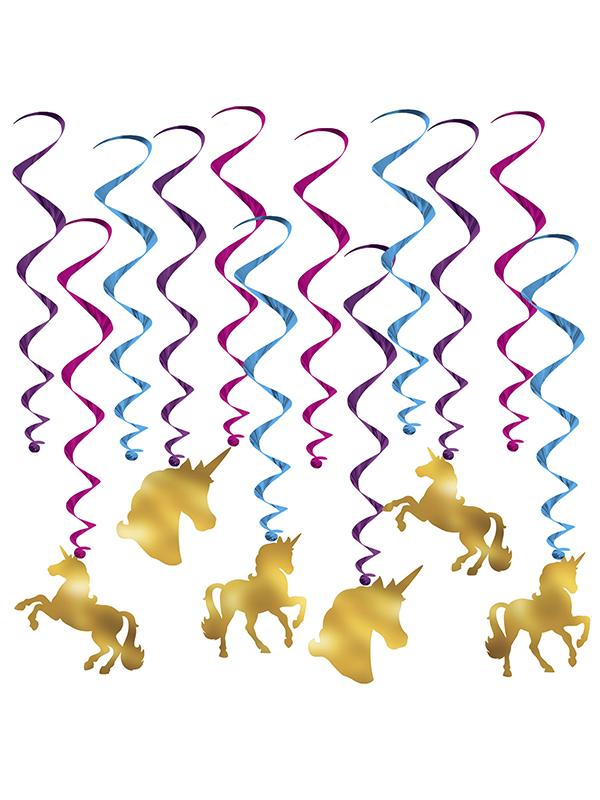 Unicorn Whirls
