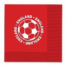 England Football Napkins