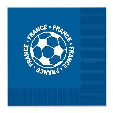 France Football Napkins