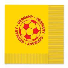 Germany Football Napkins