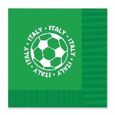 Italy Football Napkins
