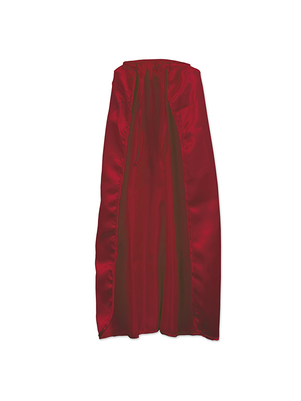 Fabric Red Cape 30""