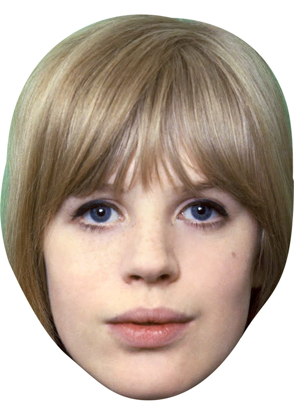 MARIANNE FAITHFULL MASK