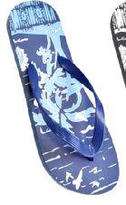 Flip Flops - Men's Blue