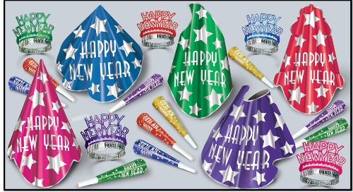 Midnight Star New Years Eve Pack For 10 People