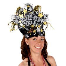 Happy New Year Headdress