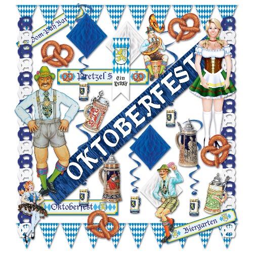 Oktoberfest Decoration Pack - Deluxe