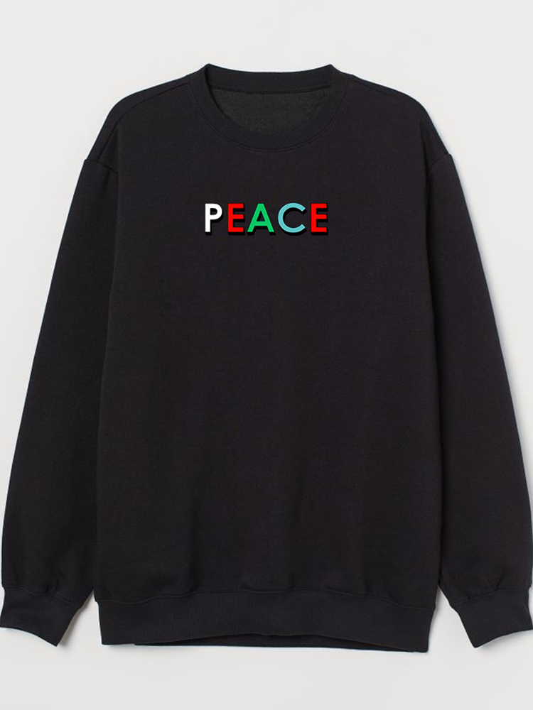 Custom 3D Effect Personalised Sweatshirt/Hoodie