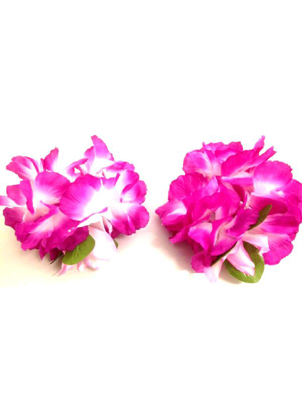Hawaiian Flower Superior Bracelet/Anklet - Pink