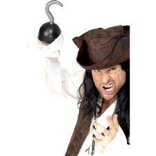 Pirate Hook - Pvc  (Quantity 1)