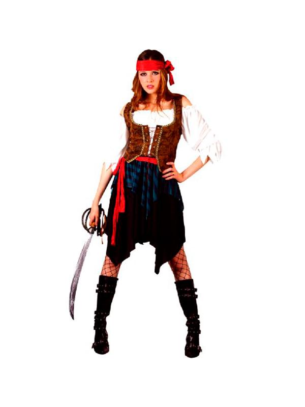 Pirate Ladies Costume