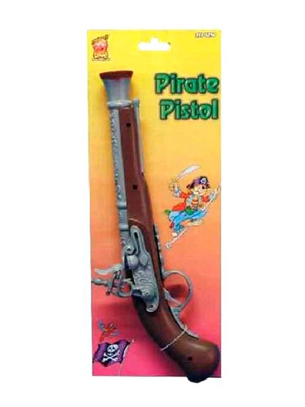 Pirate Pistol Realistic 30cm Headcard  (Quantity 1)