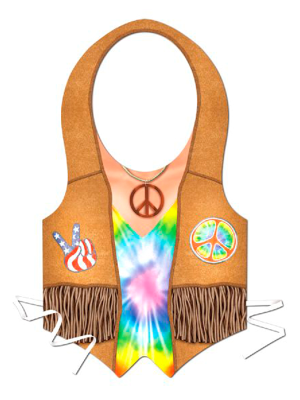 Hippie Vest (one size)