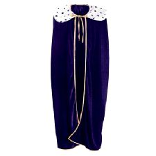 Prom Queen Robe - Purple