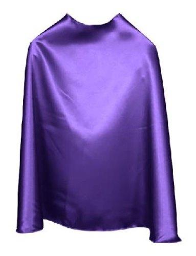Purple Super Hero Cape