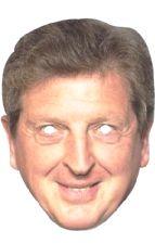 Roy Hodgson Face Mask.