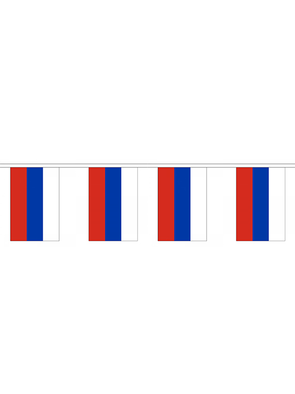 Russia Bunting 6m 20 Flag