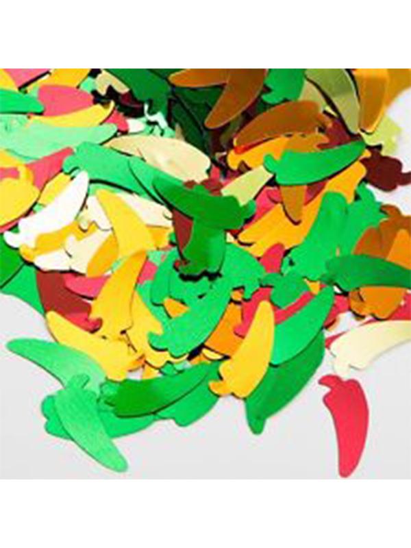 Chili Peppers Confetti