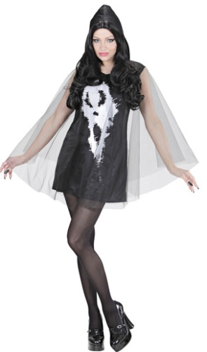 Screaming Ghost Costume