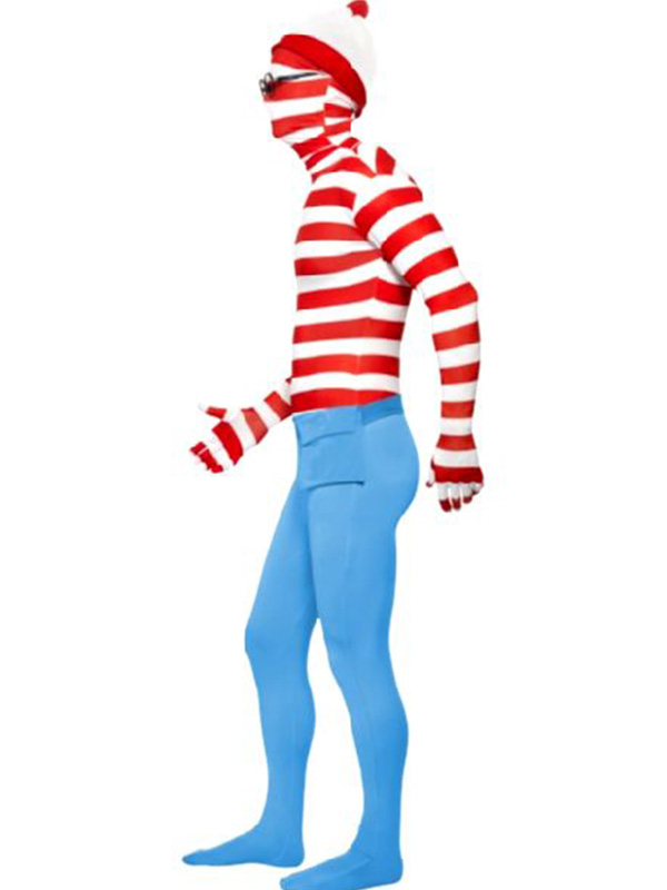 Second Skin Suit - Where's Wally